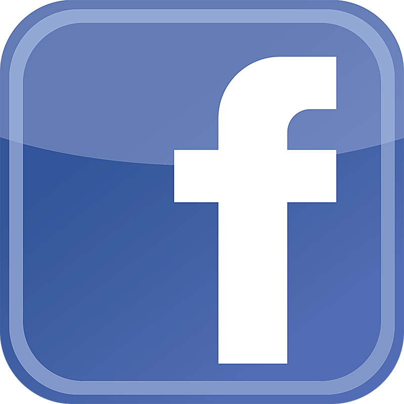 Facebook square logo alpha
