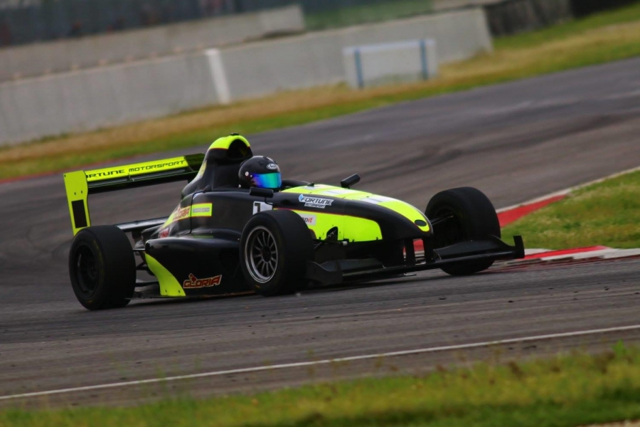 Fortune Motorsport at Tazio Nuvolari